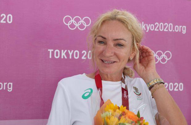 Мария Гроздева приключи състезателната си кариера