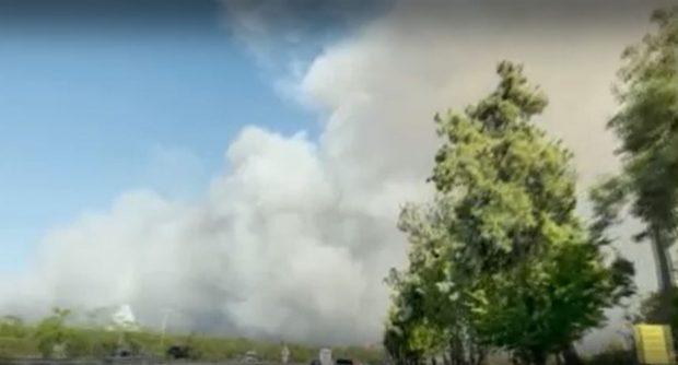 Жертви и ранени при голям горски пожар в турския окръг Анталия