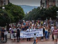 """""""Българските патриоти"""" с шествие в подкрепа на българското семейство във Варна"""