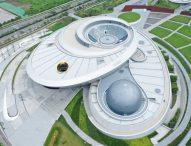 Шанхай привлича гости в най-големия музей на астрономията в света