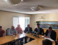 """""""Българските патриоти"""" подписаха декларация за защита на интересите на страната ни пред Северна Македония"""