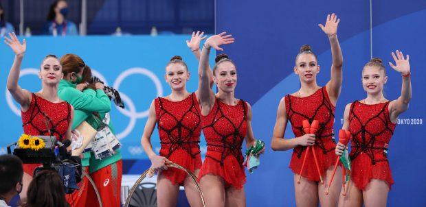 Предлагат олимпийските шампионки от амсамбъла за почетни граждани на София
