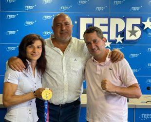 Борисов към Стойка Кръстева: Не искаме благодарност за спортните зали, просто сме си свършили работата