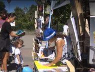 """С книга в парка – продължава инициативата """"Зелени библиотеки"""""""
