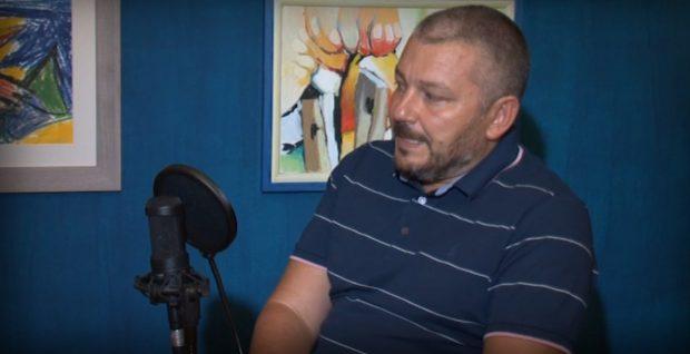Георги Стоянов в Дискурси с Ивайло Цветков