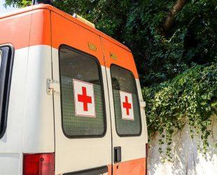 Възрастно семейство пострада при катастрофа в Кресненското дефиле