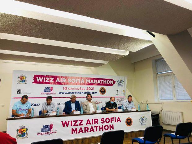 Над 700 участници са се регистрирали до момента за Софиийския маратон