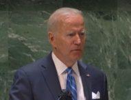 Байдън пред Общото събрание на ООН: САЩ не търсят нова Студена война
