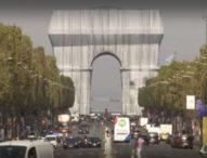 Пешеходци замениха колите по улиците на Париж