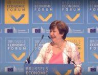 Кристалина Георгиева: Подмениха фактите в доклада с инсинуации и нелогични заключения