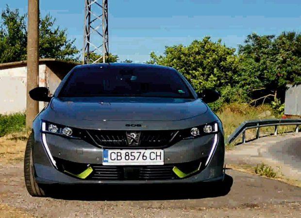 Авто Фест: тест на електрическото Audi Q4 e-tron и спортния хибрид Peugeot 508 PSE