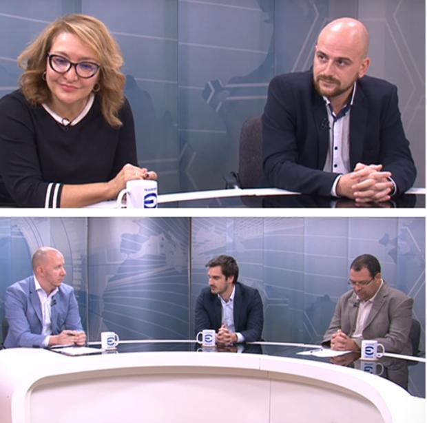 """""""Реакция"""" – 26.09.2021 г. – Български и международни политически кризи"""