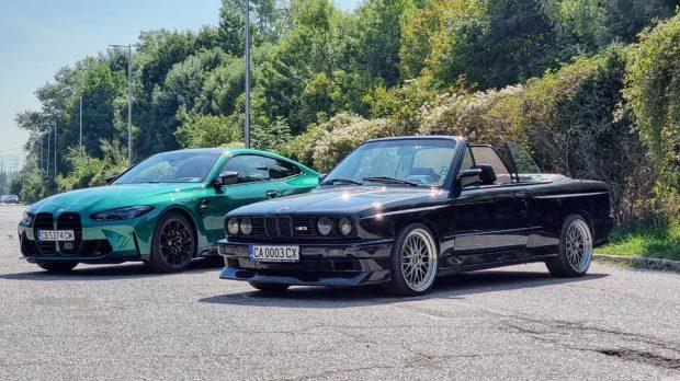 Авто Фест: шест поколения BMW M