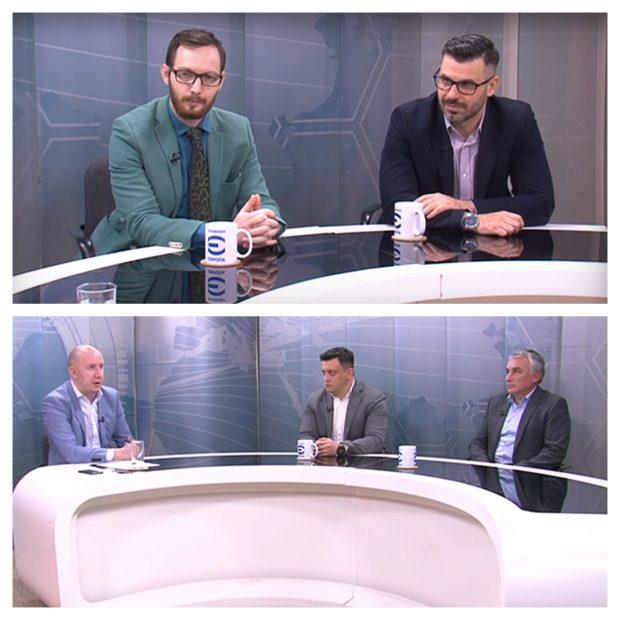 """""""Реакция"""" – 11.10.2021 г. – Политическите промени в България и навън"""