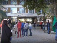 Нов протест срещу здравните мерки се проведе в Пловдив