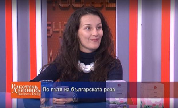 По пътя на българската роза