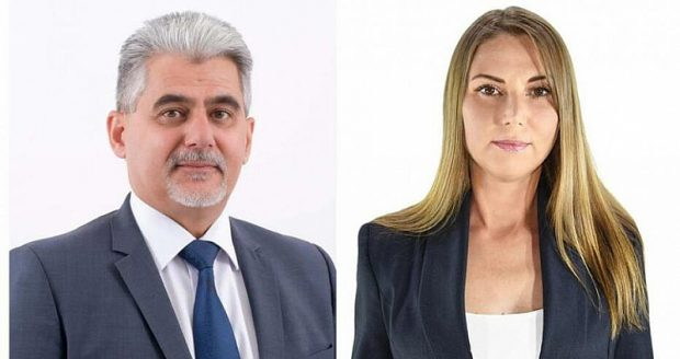 Кандидатите на ВМРО за президент и вицепрезидент за предстоящия вот